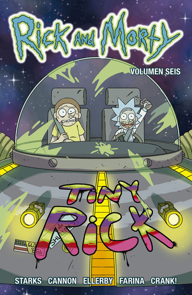RICK Y MORTY 6