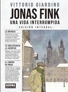 JONAS FINK. UNA VIDA INTERRUMPIDA. EDICIÓN INTEGRAL + DVD
