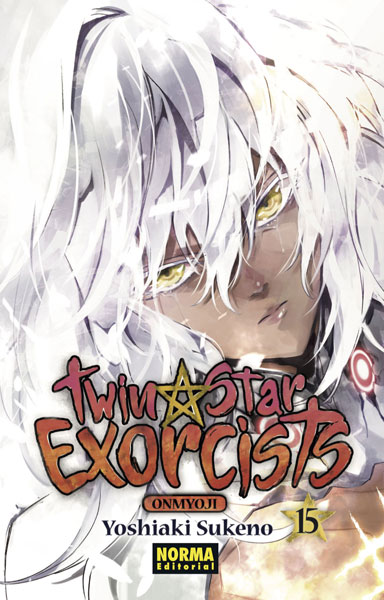 TWIN STAR EXORCISTS. ONMYOJI 15