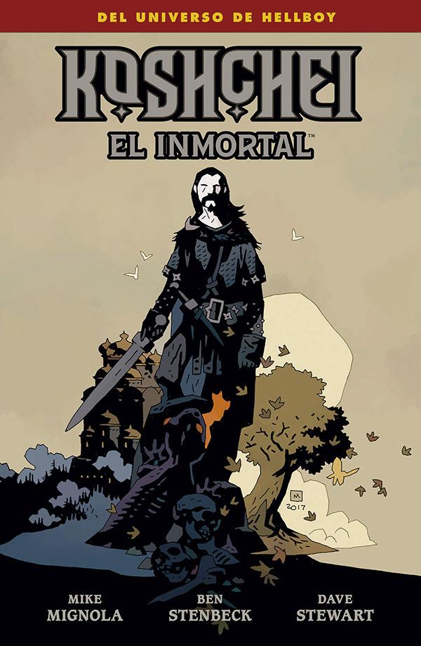 KOSHCHEI EL INMORTAL