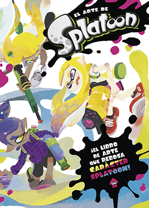 EL ARTE DE SPLATOON