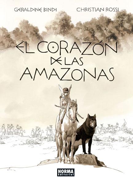 EL CORAZÓN DE LAS AMAZONAS
