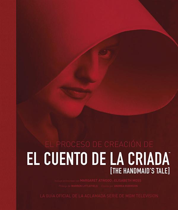 Libro  'EL PROCESO DE CREACIÓN DE EL CUENTO DE LA CRIADA' 978846793596701_g