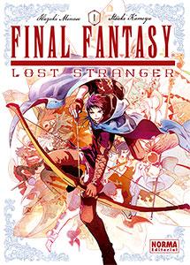FINAL FANTASY LOST STRANGER 1