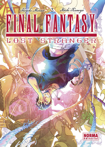 FINAL FANTASY LOST STRANGER 3