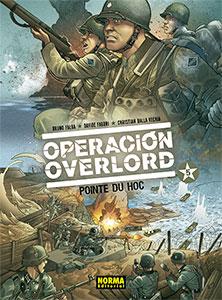 OPERACIÓN OVERLORD 5. POINTE DU HOC