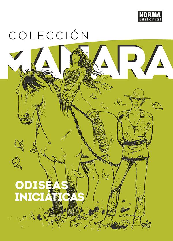 COLECCIÓN MILO MANARA 8. ODISEAS INICIÁTICAS