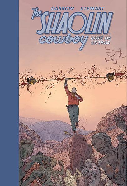 THE SHAOLIN COWBOY 2. BUFÉ DE EXTRAS