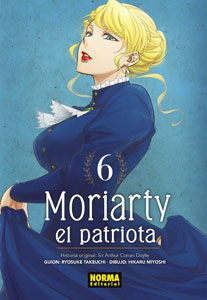 MORIARTY EL PATRIOTA 6