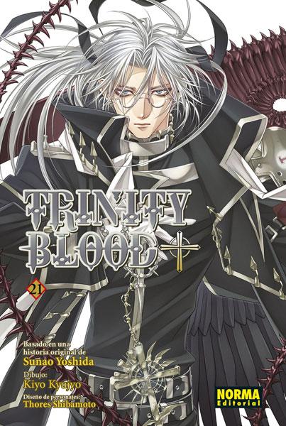 TRINITY BLOOD 21