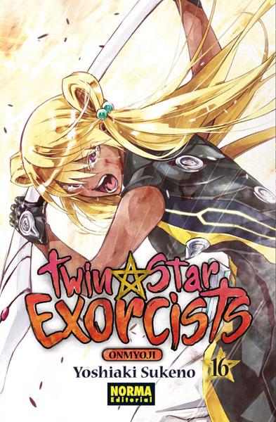 TWIN STAR EXORCISTS. ONMYOJI 16