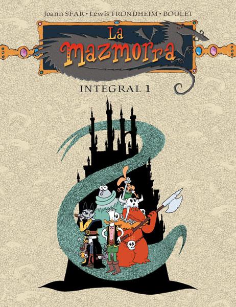 LA MAZMORRA. INTEGRAL 1