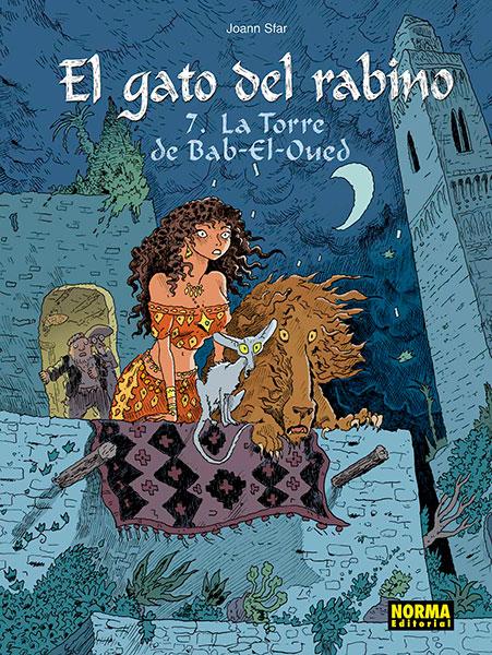 EL GATO DEL RABINO 7. LA TORRE DE BAB-EL-OUED
