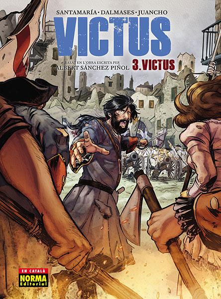 VICTUS. 3 VICTUS (CATALÀ)