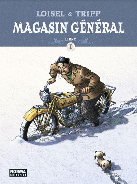 MAGASIN GÉNÉRAL. ED. INTEGRAL 1