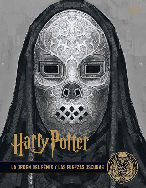 HARRY POTTER: LOS ARCHIVOS DE LAS PELÍCULAS 8. LA ORDEN DEL FÉNIX Y LAS FUERZAS OSCURAS