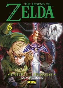 THE LEGEND OF ZELDA: TWILIGHT PRINCESS 6