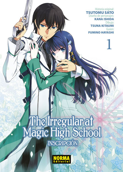 THE IRREGULAR AT MAGIC HIGH SCHOOL 1