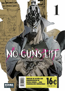 PACK DE INICIACIÓN NO GUNS LIFE