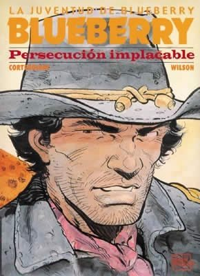 BLUEBERRY 30. PERSECUCIÓN IMPLACABLE