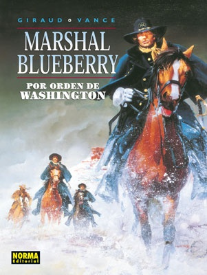 BLUEBERRY 31. POR ORDEN DE WASHINGTON