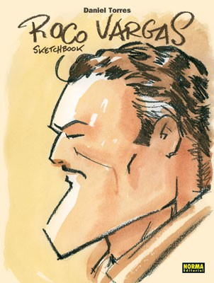 ROCO VARGAS SKETCHBOOK