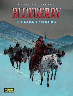 BLUEBERRY 20. LA LARGA MARCHA