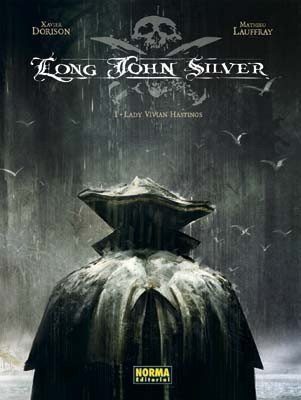 LONG JOHN SILVER 1. LADY VIVIAN HASTINGS