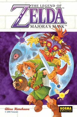 THE LEGEND OF ZELDA 03: MAJORA'S MASK
