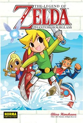 THE LEGEND OF ZELDA 10: PHANTOM HOURGLASS