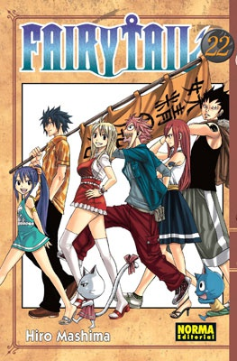 FAIRY TAIL 22