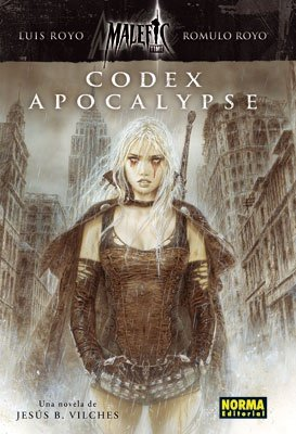 MALEFIC TIME: CODEX APOCALYPSE