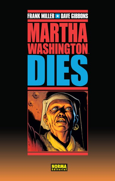 MARTHA WASHINGTON 4. DIES