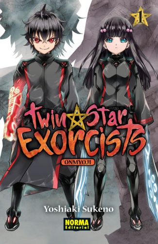 TWIN STAR EXORCISTS. ONMYOJI 1