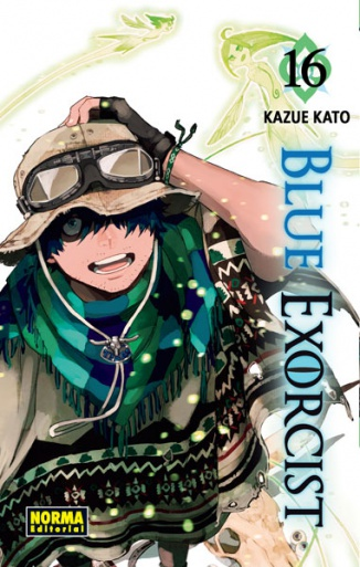 BLUE EXORCIST 16