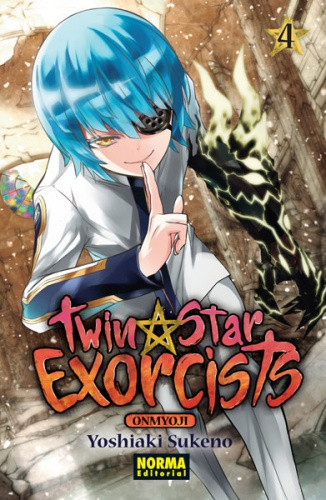 TWIN STAR EXORCISTS. ONMYOJI 4