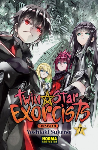 TWIN STAR EXORCISTS. ONMYOJI 7