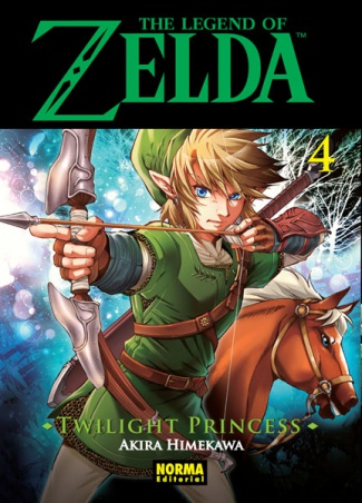THE LEGEND OF ZELDA. TWILIGHT PRINCESS 4