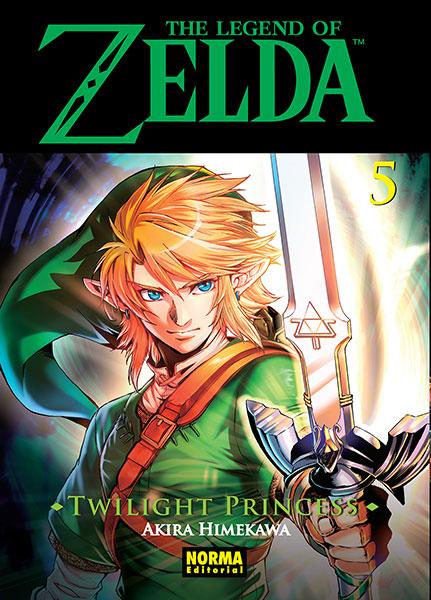 The Legend Of Zelda Twilight Princess 5 Norma Editorial