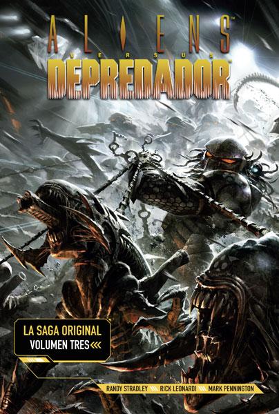 Aliens Vs Depredador La Saga Original 3 Norma Editorial