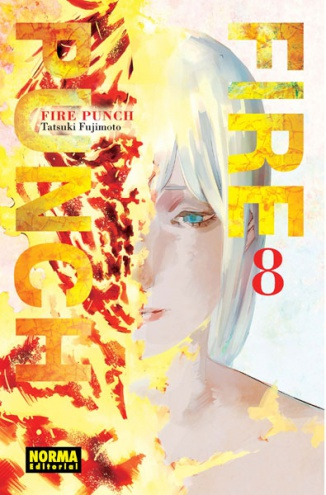 FIRE PUNCH 8