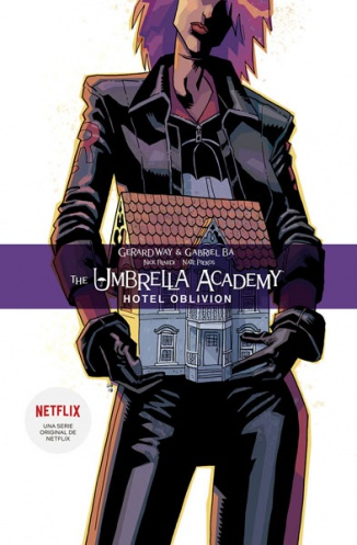 THE UMBRELLA ACADEMY 3. HOTEL OBLIVION