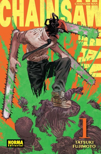 CHAINSAW MAN 1