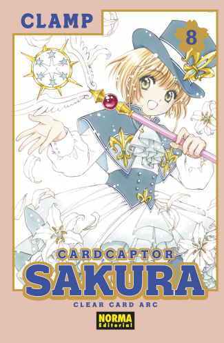 CARDCAPTOR SAKURA CLEAR CARD ARC 8