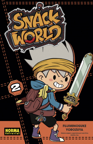 THE SNACK WORLD 2