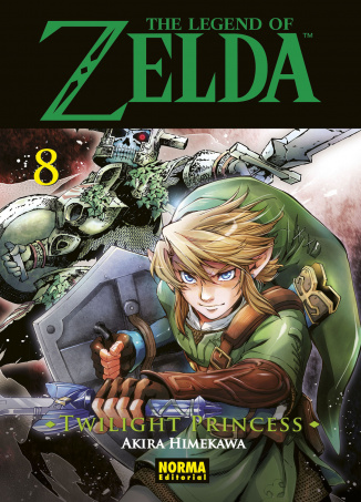 THE LEGEND OF ZELDA: TWILIGHT PRINCESS 8