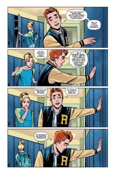 Archie 1 Norma Editorial