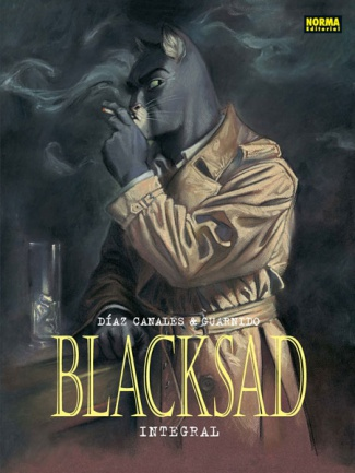 BLACKSAD INTEGRAL (Ed. en castellano)