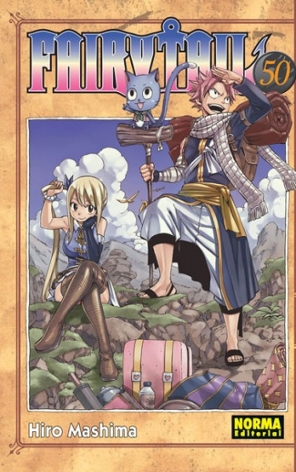 FAIRY TAIL 50