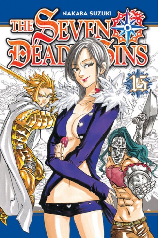 THE SEVEN DEADLY SINS 15
